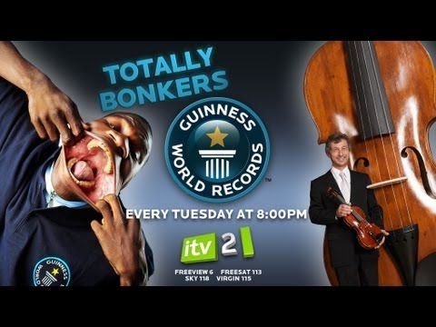 Totally Bonkers Guinness World Records: Season 1