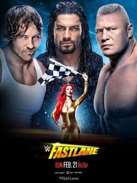 Wwe Fast Lane (2016)