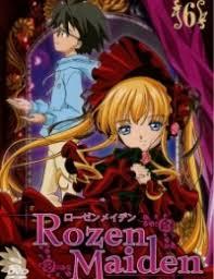 Rozen Maiden: Ouvertüre (sub)