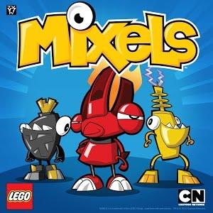 Mixels: Season 2
