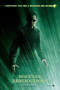 The Matrix Revolutions: Aftermath