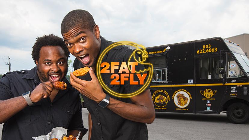 2 Fat 2 Fly: Season 1