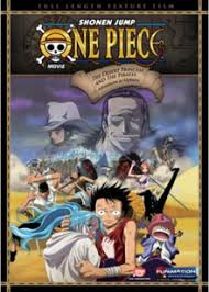 One Piece - The Desert Princess And The Pirates: Adventures In Alabasta