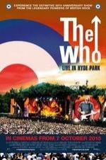 The Who Live In Hyde Park