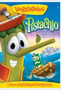 Veggietales: Pistachio: The Little Boy That Woodn't