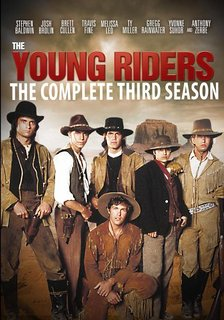 The Young Riders: Season 3