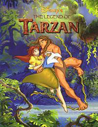 The Legend Of Tarzan 2001
