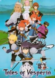 Tales Of Vesperia: The First Strike (dub)