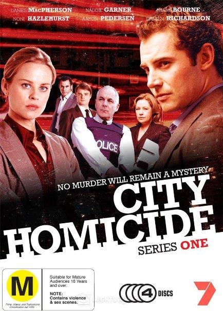 City Homicide: Season 1