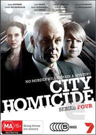 City Homicide: Season 4
