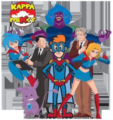 Kappa Mikey: Season 2