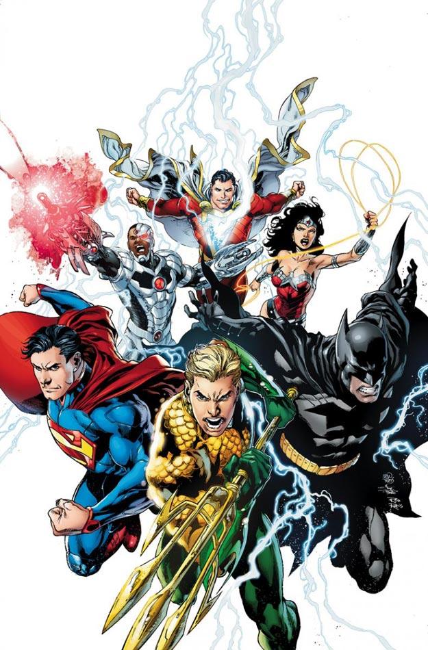 Justice League 2 (sub)