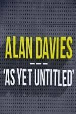 Alan Davies: As Yet Untitled: Season 2