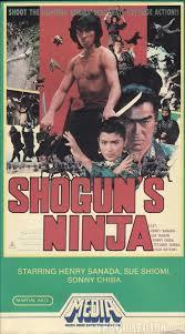 Shoguns Ninja
