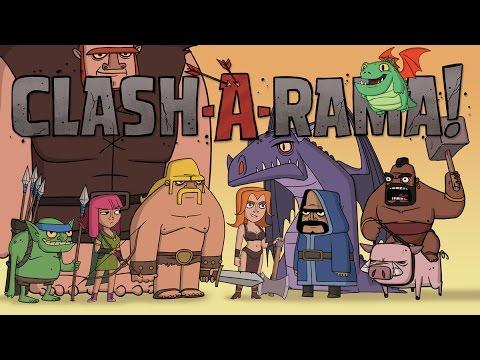Clash-a-rama: Season 1
