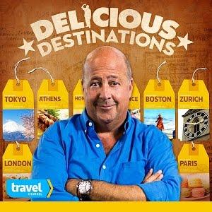Bizarre Foods - Delicious Destinations: Season 2