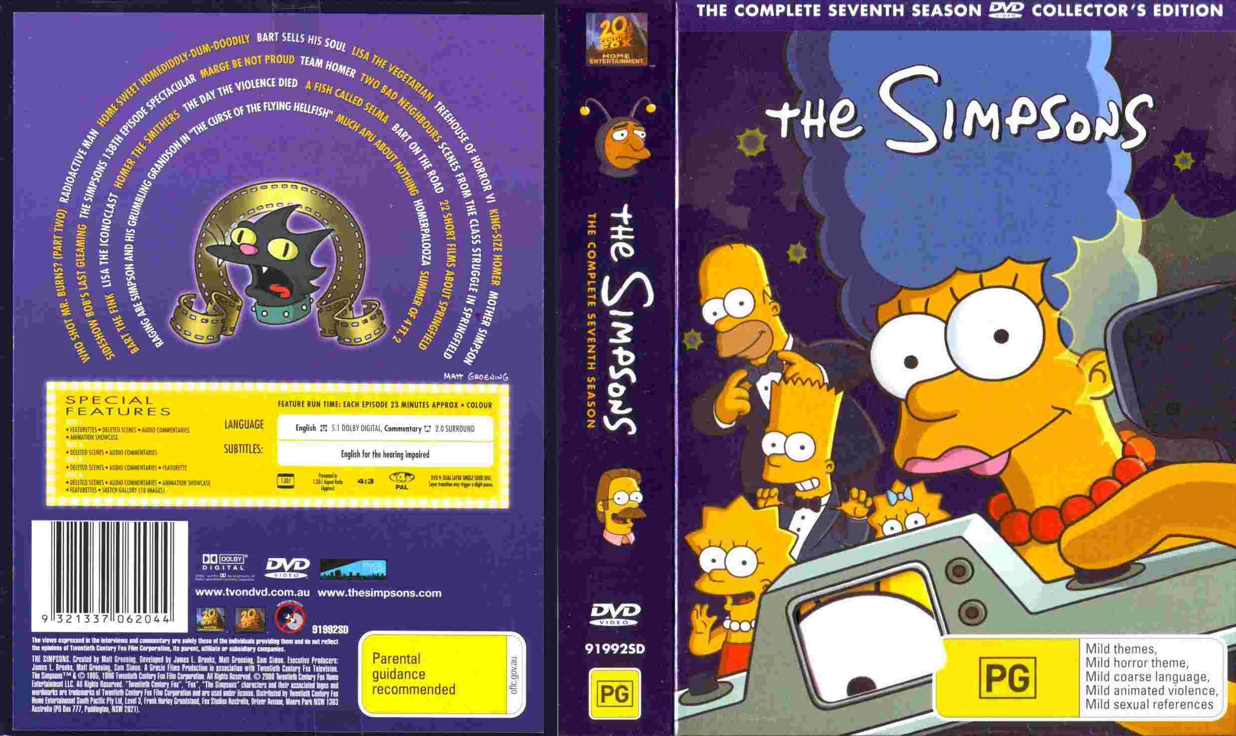 The Simpsons: Season 7