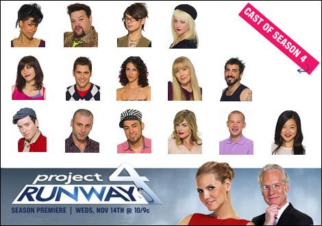 Project Runway: Season 4