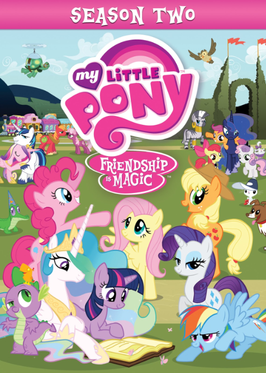 My Little Pony: Friendship Is Magic: Season 2