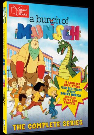 A Bunch Of Munsch