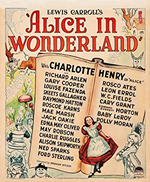 Alice In Wonderland 1933