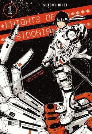 Knights Of Sidonia (dub)