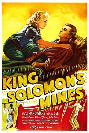 King Solomon's Mines 1937