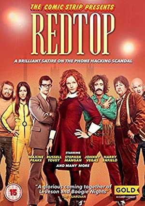 The Comic Strip Presents Redtop