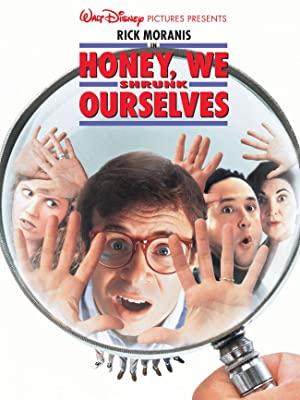 Honey, We Shrunk Ourselves!