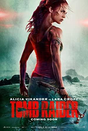 Tomb Raider: Becoming Lara Croft