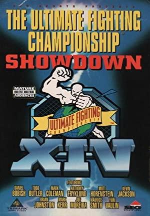 Ufc 14: Showdown