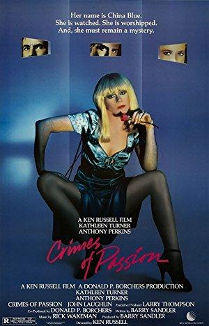 Crimes Of Passion 1984