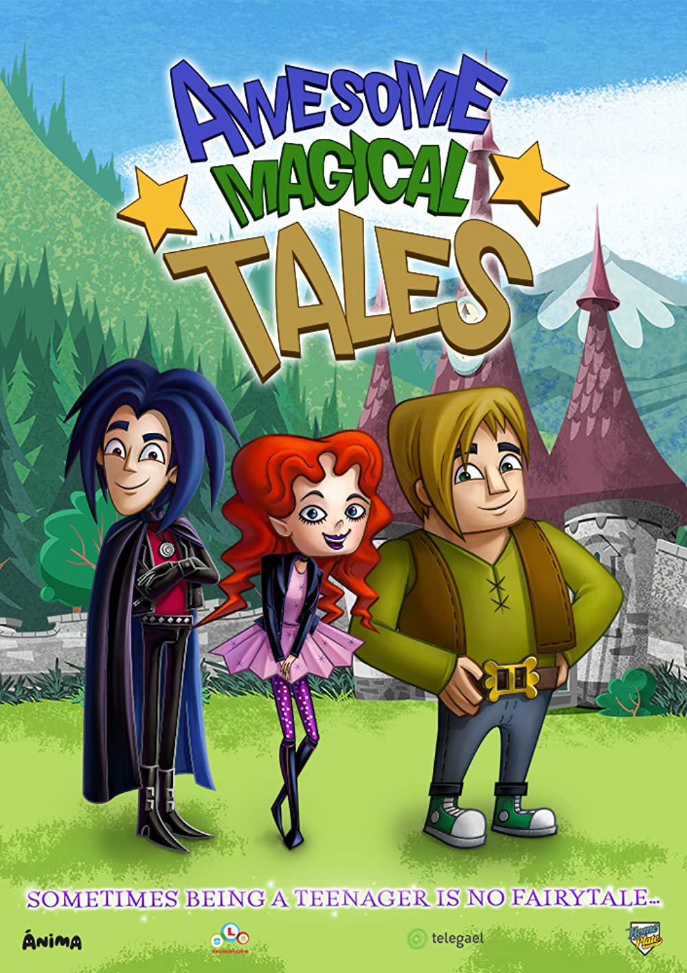 Teenage Fairytale Dropouts: Season 2