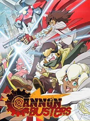 Cannon Busters (dub)