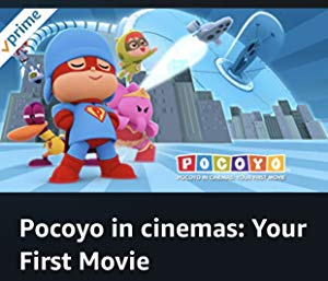 Pocoyo In Cinemas: Your First Movie