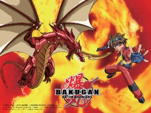 Bakugan (dub)