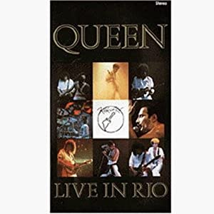 Queen Live In Rio