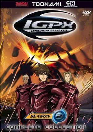 Igpx Immortal Grand Prix 2 (dub)