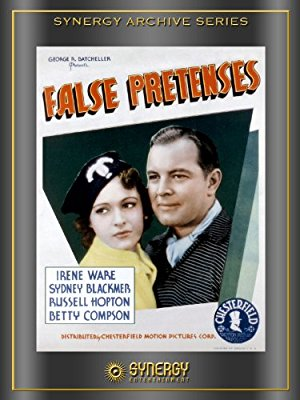 False Pretenses 1935