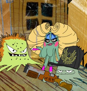 Squidbillies: Season 9