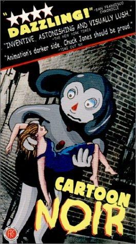 Cartoon Noir