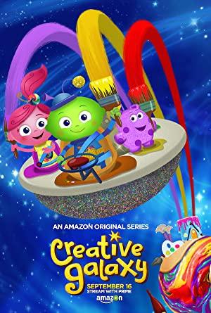Creative Galaxy: Season 2