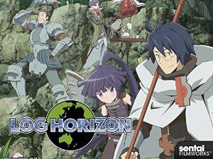Log Horizon (dub)