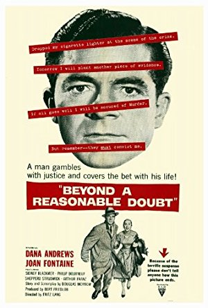 Beyond A Reasonable Doubt 1956
