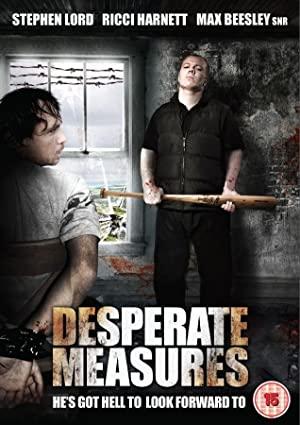 Desperate Measures 2011