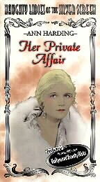 Her Private Affair