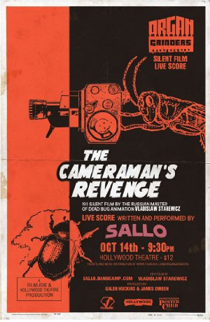 The Revenge Of A Kinematograph Cameraman