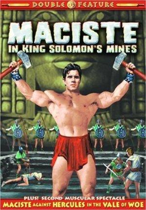 Samson In King Solomon's Mines