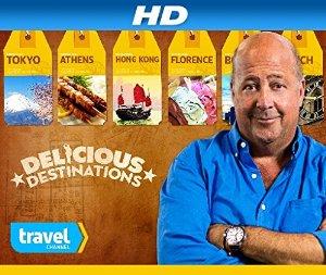 Bizarre Foods: Delicious Destinations: Season 5