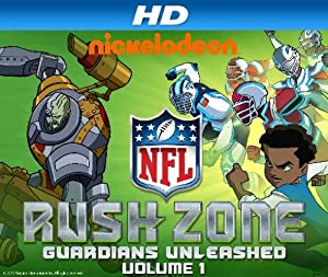 Nfl Rush Zone Season Of The Guardians
